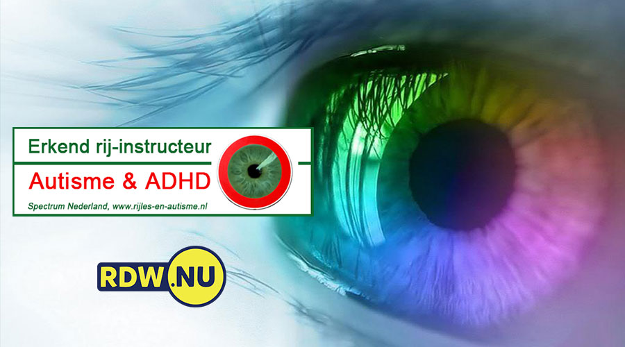Erkend rij-instructeur Autisme & ADHD