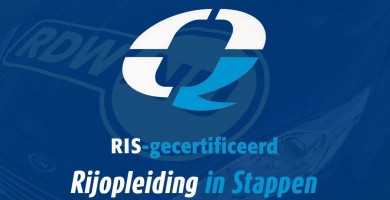 Rijopleiding in Stappen