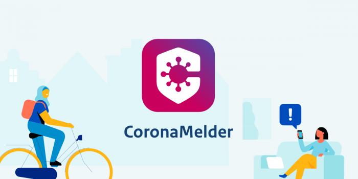 CoronaMelder-Afbeelding